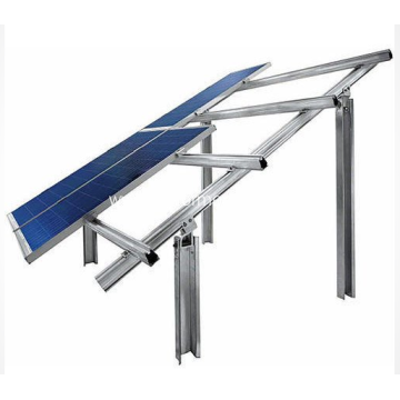 Strong solar strut channel brackets machine